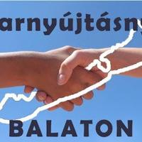 Nagy ölelés a Balaton körül