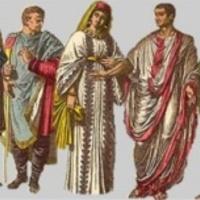Már az ókori rómaiak is imádták a luxusruhákat