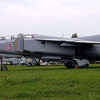 Újabb MiG-23-as a szolnoki repülőmúzeumban