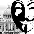 Hackereket alkalmaz a Vatkán, így vdekezik az Anonymous-szal szemben