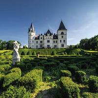 Loire menti kastély a Tiszánál