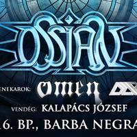Egy éves budapesti szünet előtt látványos Ossian nagykoncert