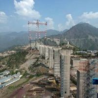 Rekorder híd épül a hegyekben