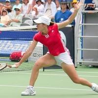 Megmutatja a szexi teniszezőnő!