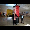 Közös kiállítással ünnepel a két plakátművész