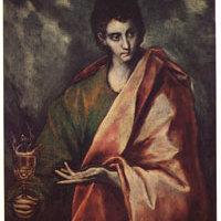 Jézus nyomában El Grecoval