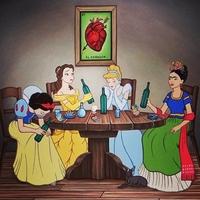 Rajtakapták a Disney-hősöket