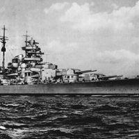 70 éve elsüllyedt német hadihajó roncsára bukkantak