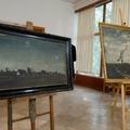 Magyar városházán rejtőztek az értékes képek