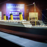 Nyerj családi belépőt a Titanic kiállításra!