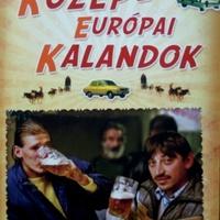 Közép-európai akcióhősök abszurd kalandjai
