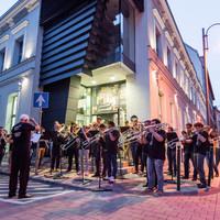 Újra zengnek a harsonák a belvárosban
