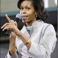 Várandós a First Lady