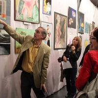 Autodidakta művészeket állítanak ki