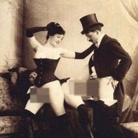 Ükapáink is emberek voltak, már 1900-ban terjedt a pornó