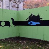 Kiválasztották a Városliget legjobb falfestményeit