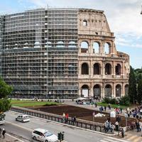 Visszanyeri régi külsejét a Colosseum