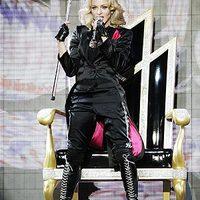 Gyors menet Madonnával