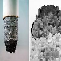 Cigarettahamuból épül a kínai város