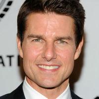 Tom Cruise-t lopáson kapták