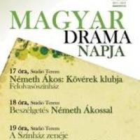 A Magyar dráma napja a temesvári magyar színházban