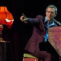 Hugh Laurie Budapesten