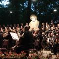 A világhírű zeneszerző magyar szerelmének kastélyában...