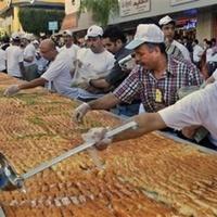 Rekordsüti Ciszjordániában