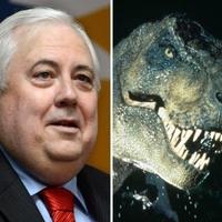 Valódi Jurassic Parkot készítene a dúsgazdag üzletember