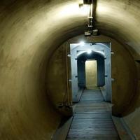 Restaurálták Mussolini bunkerjét