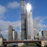 Kizöldül a legmagasabb amerikai felhőkarcoló