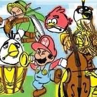 Komolyzene lett az Angry Birds és a Mario