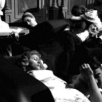 Öldöklő angyal a budapesti belvárosban