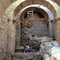 Titokzatos átjáró Heródes palotájába