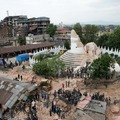 Megrázó képek a földrengés puszításáról