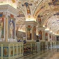 Virtuális séta a Vatikánban
