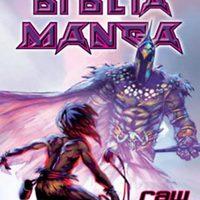 Biblia manga feketén-fehéren