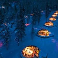 Téli csoda Finnországban