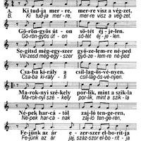 Kilencven éve született a székely himnusz