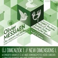Új Dimenziók a Concerto Budapesttől