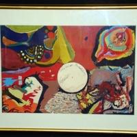 Előkerült az elveszettnek hitt Beatles festmény