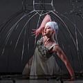 A Nemzeti Táncszínházba látogat Erzsébet