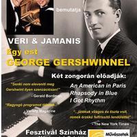 Egyedülálló Gershwin est a MÜPÁ-ban