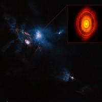 Ritka jelenség a világűrben