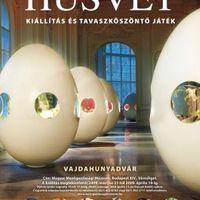 Óriási hímes tojások a Vajdahunyadvárban