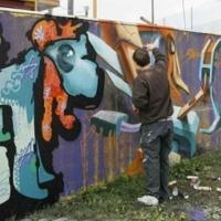Metró még nincs, graffiti már van