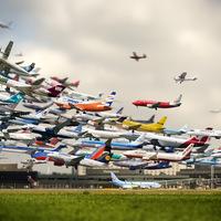 Amikor egyszerre landol több száz repülő