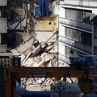 Rettegés – újabb épület omlik össze?