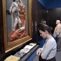 Régi szobrok a Szépművészetiben