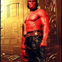 Arat a Hellboy